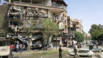 Aumenta a 21 cifra de muertos por atentado con coche bomba en Damasco
