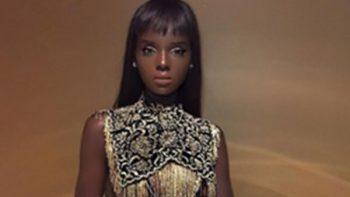 Modelo es confundida con una muñeca 'Barbie' en redes sociales (FOTOS)