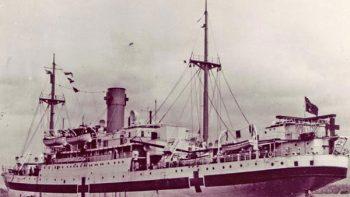 Hallan barco nazi hundido con un cofre de oro