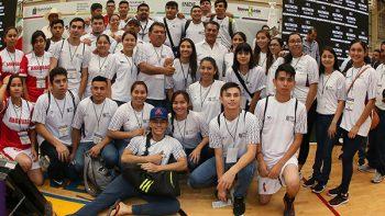 Inaugura 'El Bronco' Juegos Deportivos de la Juventud Campesina