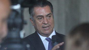 'El Bronco' descarta iniciativa contra casinos
