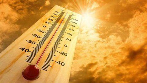 Pronostican temperaturas de hasta 45 grados en 11 estados del país