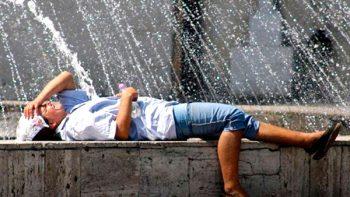 Padecerán 19 estados temperaturas de 35 a 40 grados, según el SMN