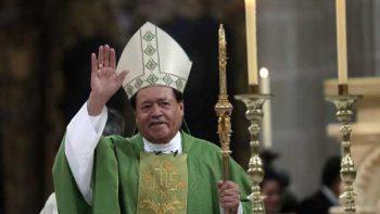 Arquidiócesis pide a Congreso reactivar sureste del país por sismo