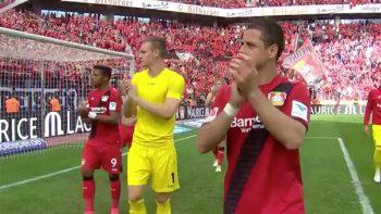 Bayer Leverkusen agradece a Hernández con emotivo video