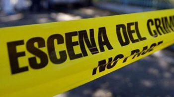 Investigan muerte de comandante de la Policía Municipal de Guasave