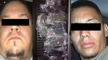 Caen cinco presuntos delincuentes en Monterrey y Montemorelos