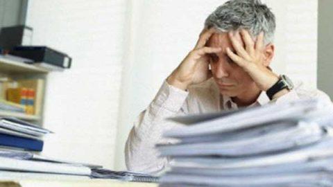En promedio, 1 de cada 5 trabajadores mexicanos sufre depresión