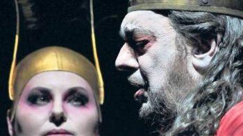 Placido Domingo cerrará temporada de Teatro Real de Madrid con 'Macbeth'