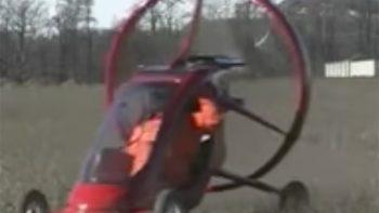 Diseña ruso un vehículo anfibio volador y un dron de carga