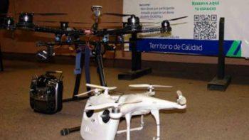 Drones, software y satélites, la última tecnología para afrontar temporada de lluvias