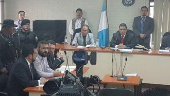 Duarte acepta ser extraditado a México por cargos federales