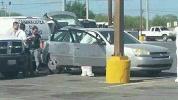 Encuentran 'encajuelado' en centro comercial de Reynosa