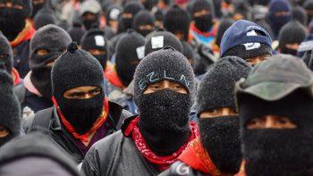 EZLN se deslinda del Movimiento Pacifista de Oxchuc