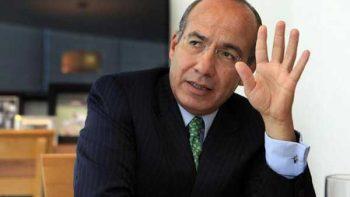 Pide Calderón buscar alternativas a migrantes pese a lo que diga EU