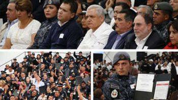 FOVISSSTE suma 8 mil 833 créditos entregados a policías