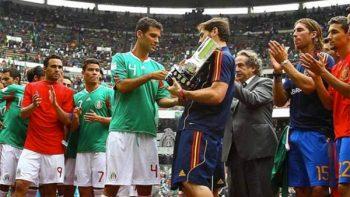 Juego entre México y España es investigado por corrupción
