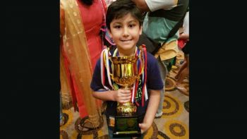 Niño Tamaulipeco, gana el Campeonato Mundial de Cálculo Mental