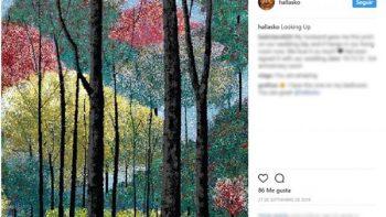 Hal Lasko, el hombre que hizo obras de arte con Paint