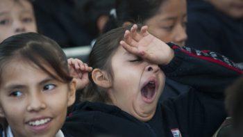 Insomnio en niños les puede provocar ansiedad y depresión