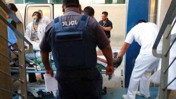 Policía dispara contra menor que amagó con resortera