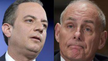 Caos en la Casa Blanca; siguen las rotaciones en el gabinete de Trump