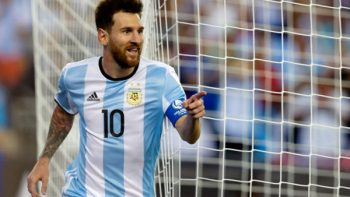 Inimaginable un mundial sin Messi
