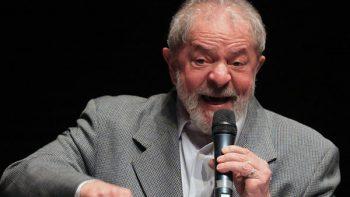 'Quien cree que es mi fin se va a romper la cara': Lula da Silva