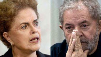 'Lula es inocente y su condena es un escarnio', dice Dilma Rousseff