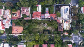 Sin resguardo, la mansión de Javier Duarte en Las Lomas