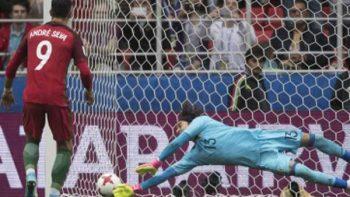 Selección Mexicana cae en Copa Confederaciones ante Portugal