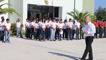Concluye con éxito primer campamento cívico-militar del Municipio y Sedena