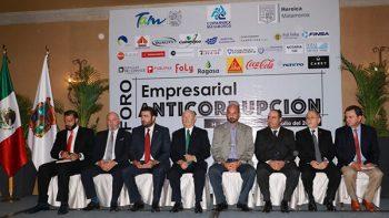 Estructura Matamoros código de ética y reglamento anticorrupción