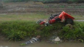 Mata rayo a motociclista en Irapuato