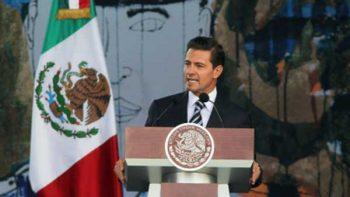Elección de 2018 será efervescente: Peña
