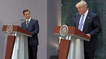 Reunión Peña-Trump será positiva, aunque no habrá grandes acuerdos