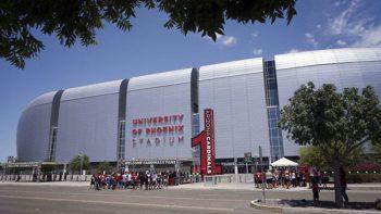 Estadio University of Phoenix sede en cuartos de final Copa Oro 2017