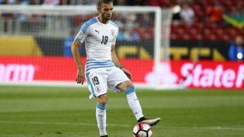 Llega seleccionado uruguayo Gastón Silva a Pumas