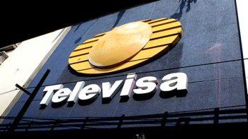 Sana y sólida, posición financiera de Televisa: Azcárraga