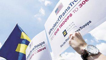 EU: Transgénero son vetados de Ejército