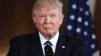 Trump: posible, opción militar para Venezuela