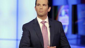 Citarán a Donald Trump Jr. a testificar en el Senado de Estados Unidos