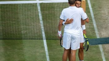 Muller elimina a Nadal de Wimbledon 2017, tras cuatro horas de partido