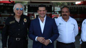Reinaugura Cienfuegos estación central de bomberos
