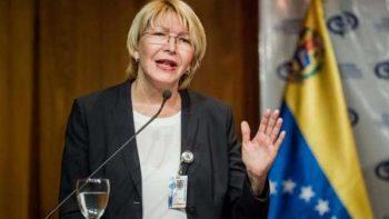Condena México destitución de fiscal en Venezuela