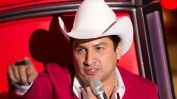 Julión Álvarez sale de 'La Voz Kids'