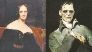 Mary Shelley creó 'Frankenstein' en una noche tormentosa