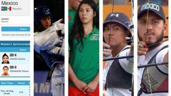 México logra cinco medallas en jornada exitosa en Universiada 2017