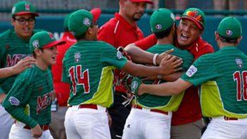 México queda en tercer lugar de la Serie Mundial de Pequeñas Ligas