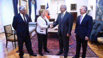 Resultados electorales, oportunidad para México: Michelle Bachelet